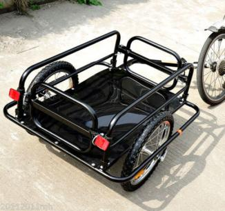 bicylce touring trailer