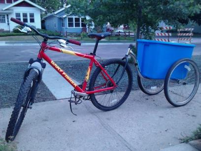 bike trailer idea 1